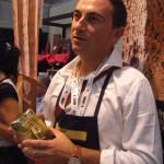 Antonio al Salone del Gusto, 2008