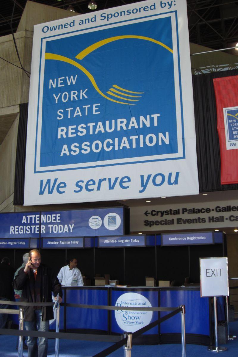 Restaurant Show 2009