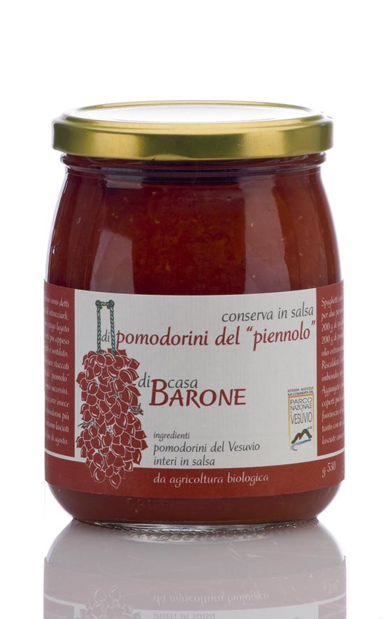 Casa Barone Piennolo Tomatoes