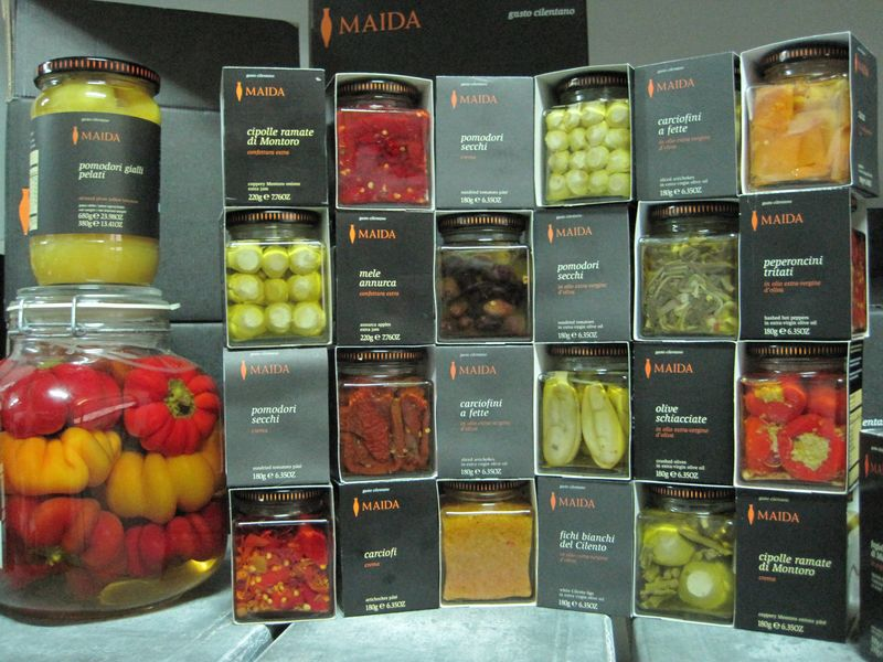 Maida Products