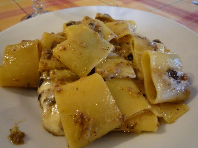 Franco's Mezzi Paccheri