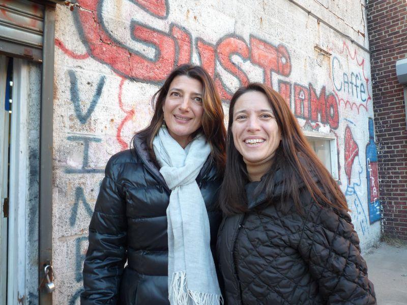 Martina e Odette