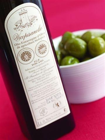 Vicopisano Extra Virgin Olive Oil