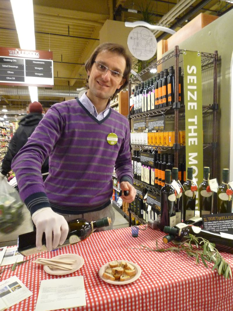 Francesco il Tratturello at Whole Foods