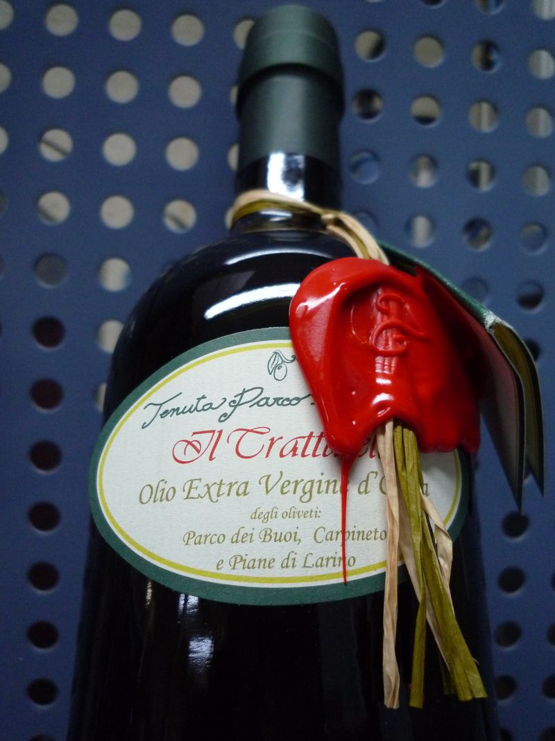 Il Tratturello Extra Virgin Olive Oil