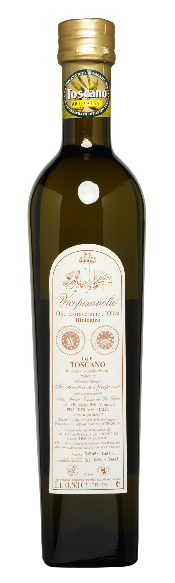 Vicopisano Extra Virgin Olive Oil
