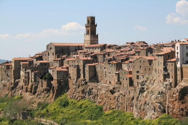 Pitigliano - Italy