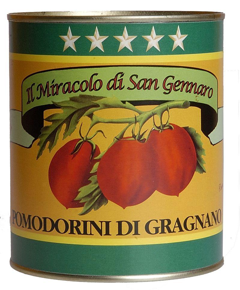 Pomodorini di Gragnano