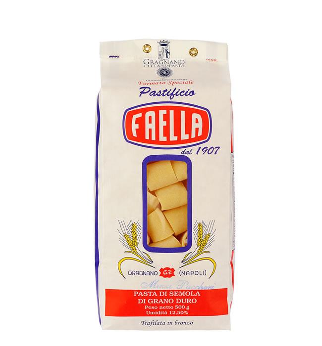 Pasta Faella and Colatura