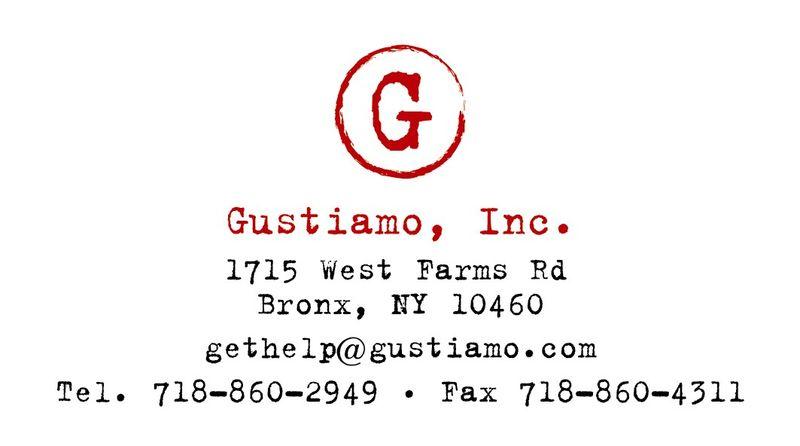 Gustiamo, Inc.