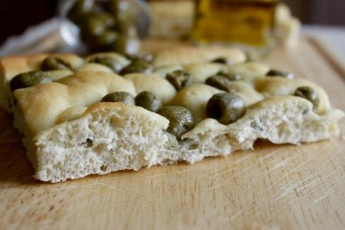Bella di Cerignola Olives, Gustiamo's recipes