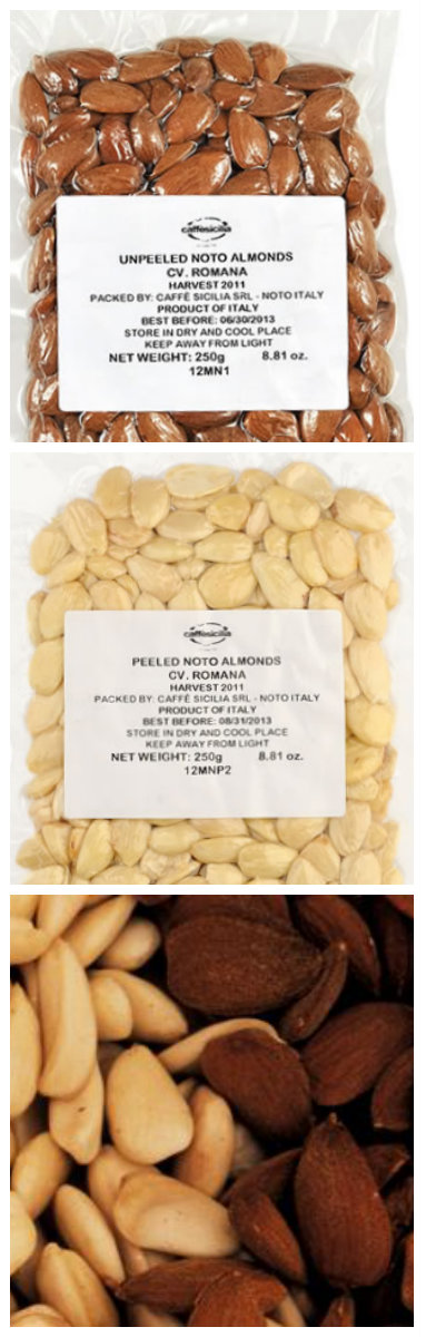 Italy's Best Almonds