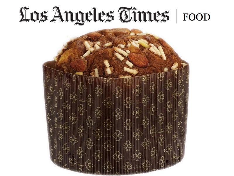 Panettone LA Times Food