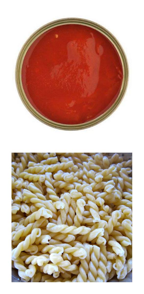 Gemelli al Pomodoro