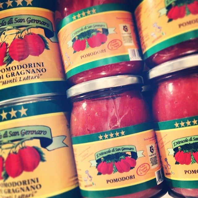 miracolo di san gennaro tomatoes