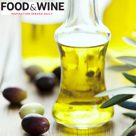 Food and WIne EVOO