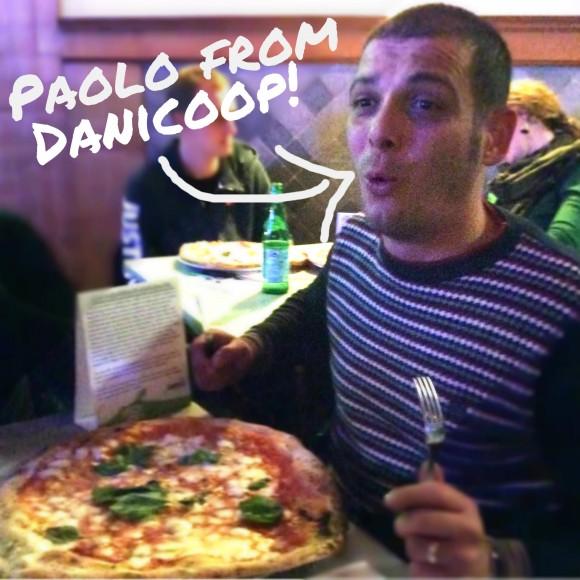 pizza paolo gustiamo san marzano