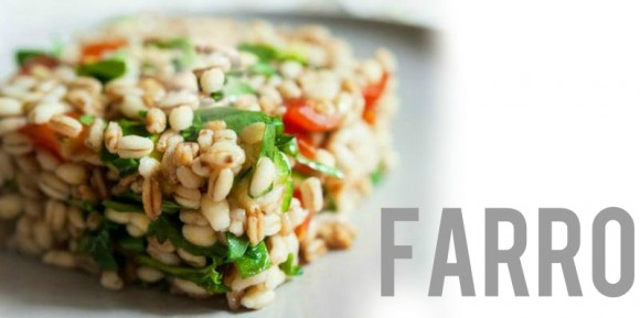 Gustiamo farro ancient grain