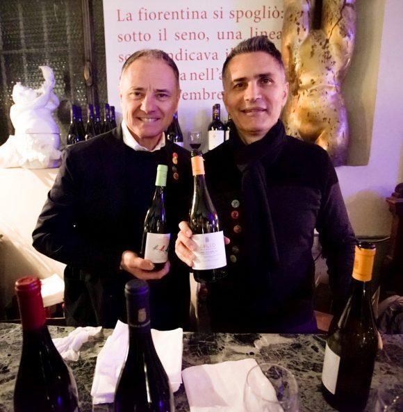 Andrea Cecchi, Antonio Lucarelli
