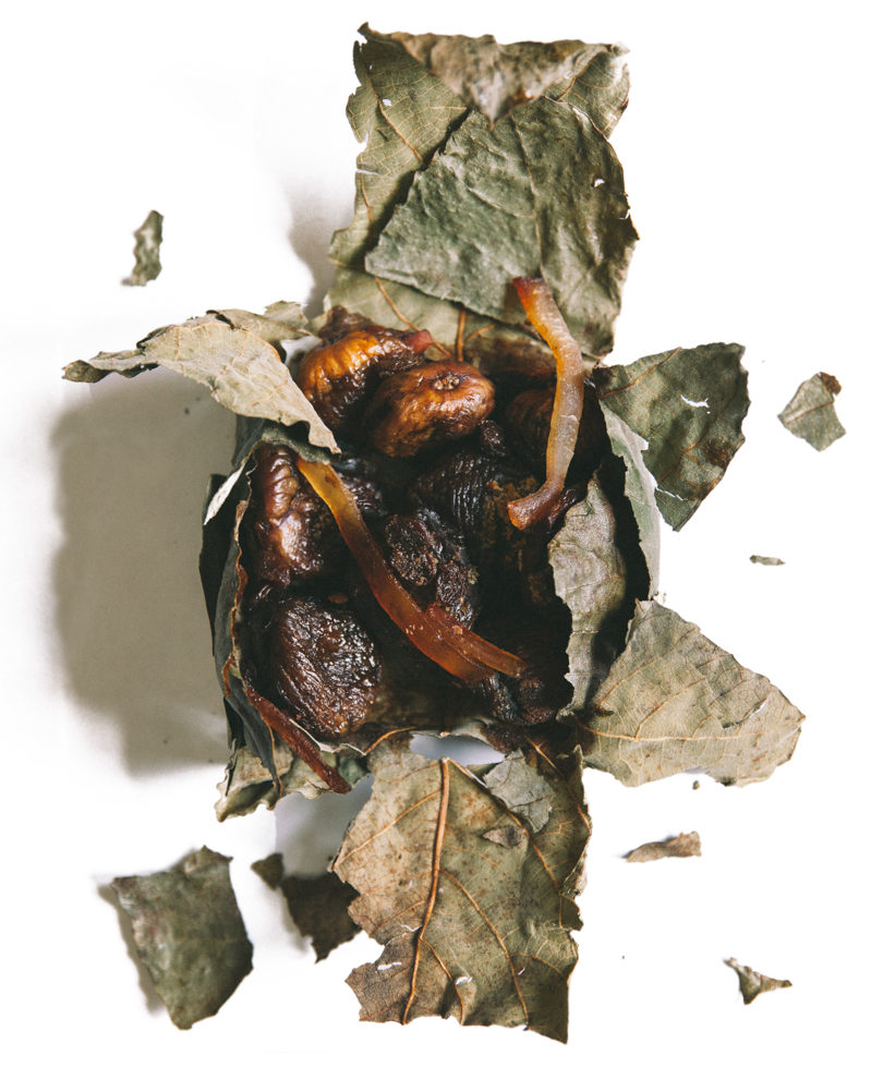 Figs in a bundle: Fagottino