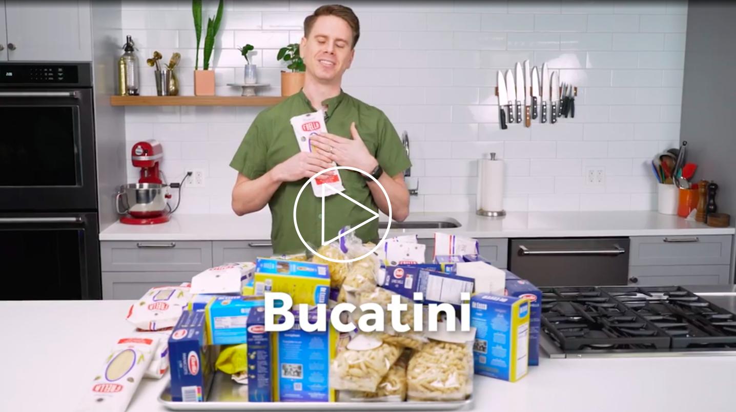 Gustiamo Serious Eats Pasta Guide Faella Bucatini Gemelli