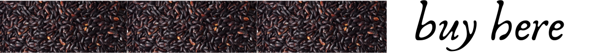 Italian aromatic rice Venere black rice Ermes red rice from Piemonte
